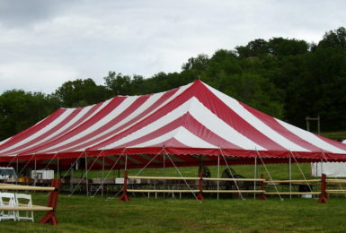 Pole Tents & Tent Sales - Nashville Tent and Awning