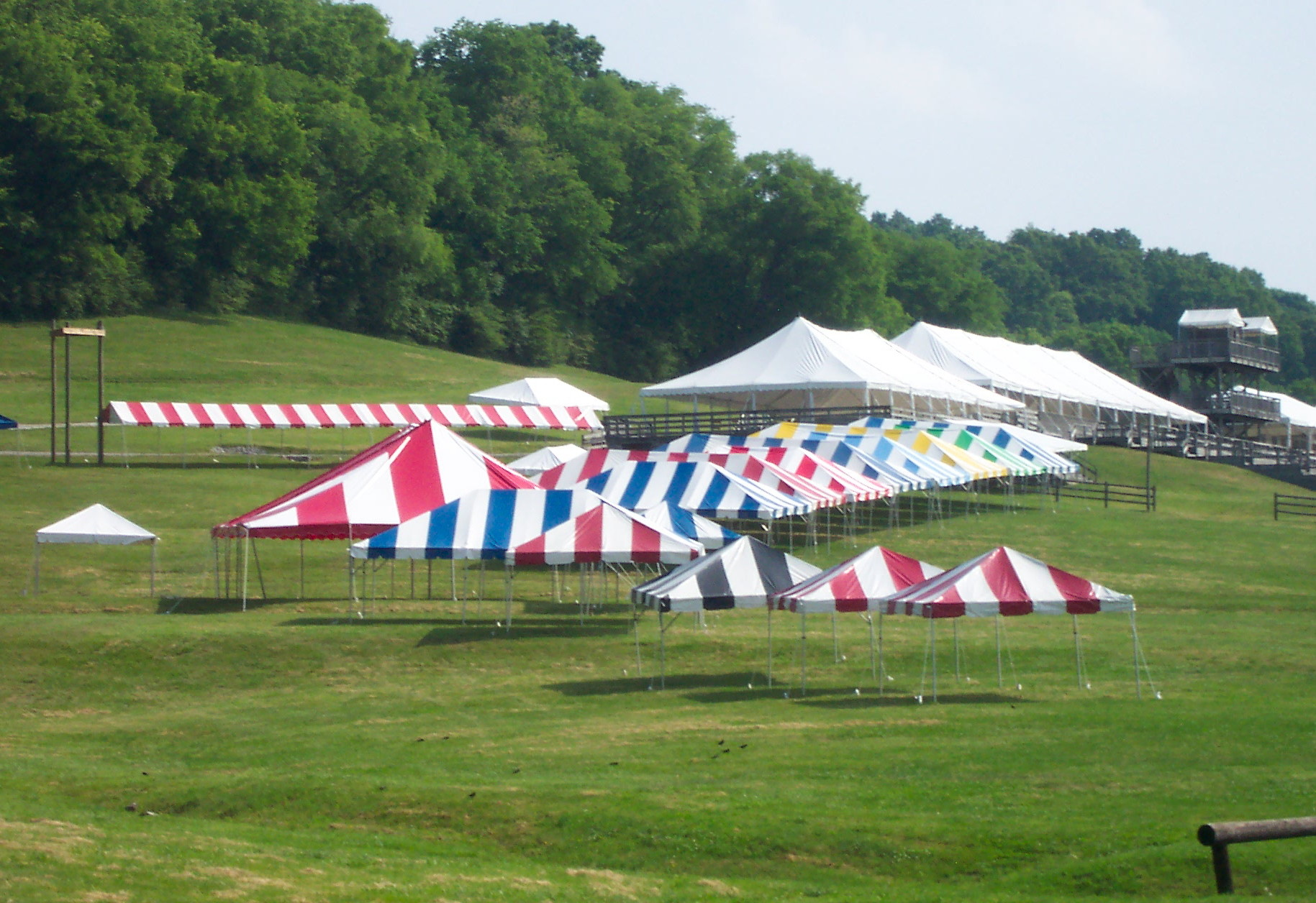 carousel image & Home - Nashville Tent and Awning