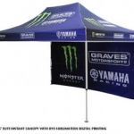 Elite 10' x 15' Instant Canopy Digital Dye-Sublimation