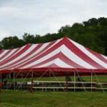 Pole Tent 50' x110'
