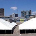 Pole Tents 100' x 200'