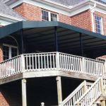 Welded Frame Patio Canopy
